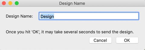 Sending Designs to Brother XP1 / Baby Lock Solaris