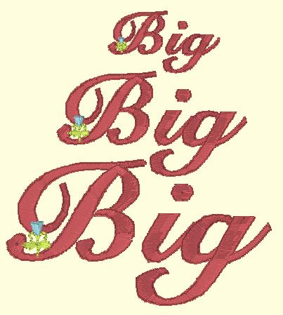 BigBigBig