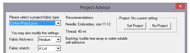 PA Project Web
