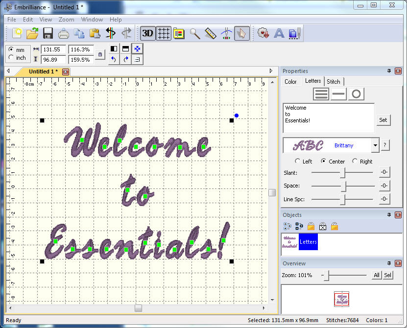 Embrilliance Essentials | Embrilliance embroidery software
