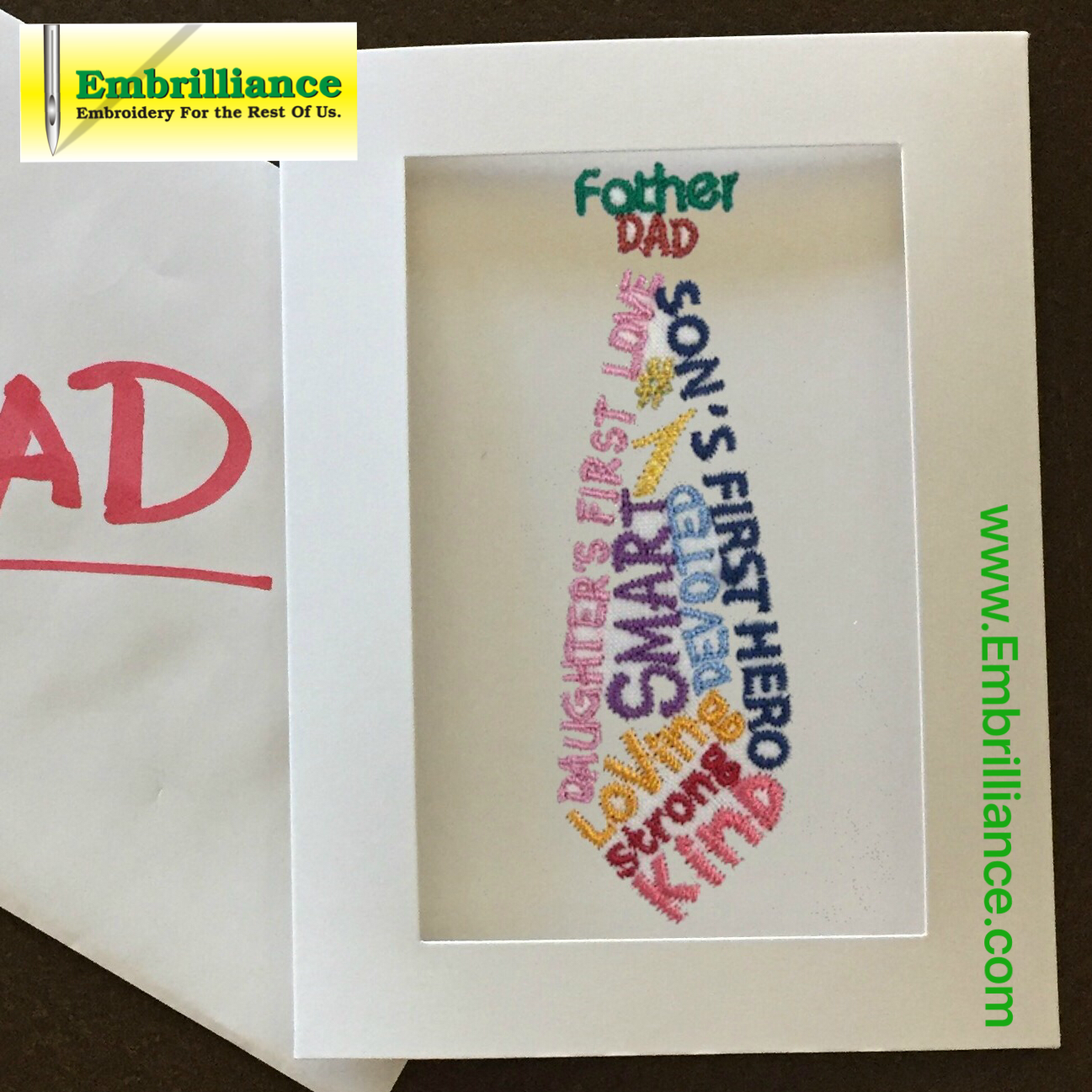 Father's Day Card design