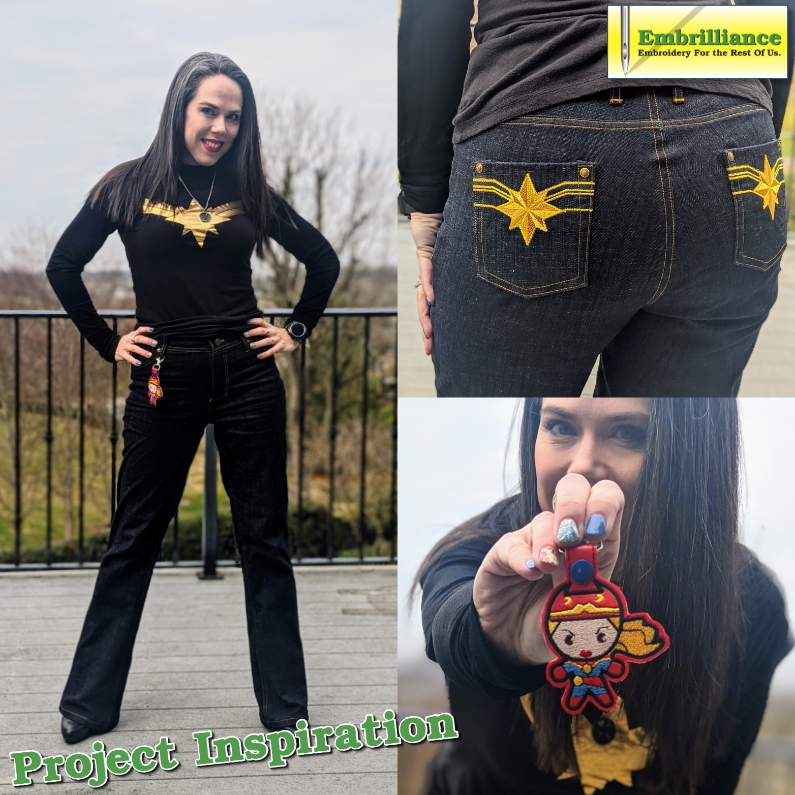 Personalized Jeans