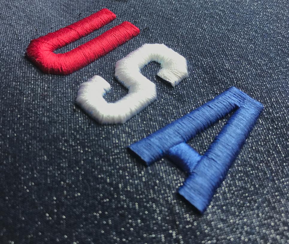 3D USA Design