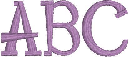 Mel Script ABC